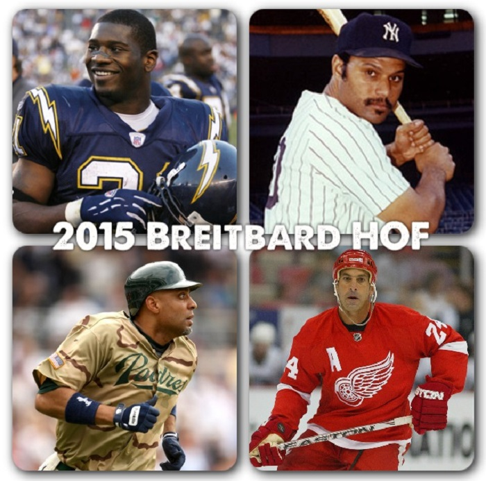LT TOPS BREITBARD HALL OF FAME CLASS OF 2015